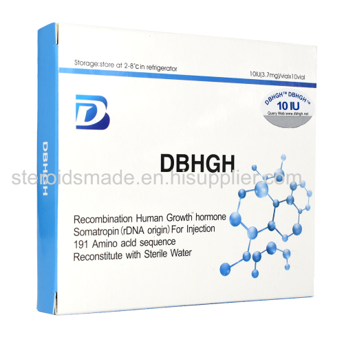 Somatropin Injection Real Human Growth Hormone HGH 10IU