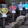 Garden Solar Diamond Pathway Lights