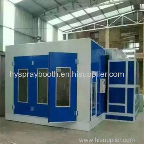 Car Care Repair Maintenance Auto Paint Booth for sale