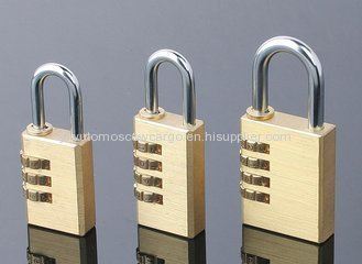 3 digit Safe combination luggage lock