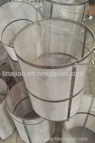 filter tube/filter cylinder/basket filter