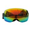 factory custom vintage winter ice skating sporty ski snow goggles with vented small holes lens