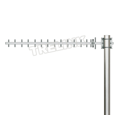 1800 MHz 16 dBi High Gain GSM Yagi Antenna