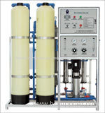 450L/H reverse osmosis system water treatment machine