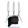PRO DRONE UAV 8 BANDS HIGH POWER 720W JAMMER UP TO 8000M
