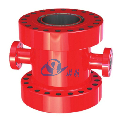 API 16A Drilling Spool Mud Cross