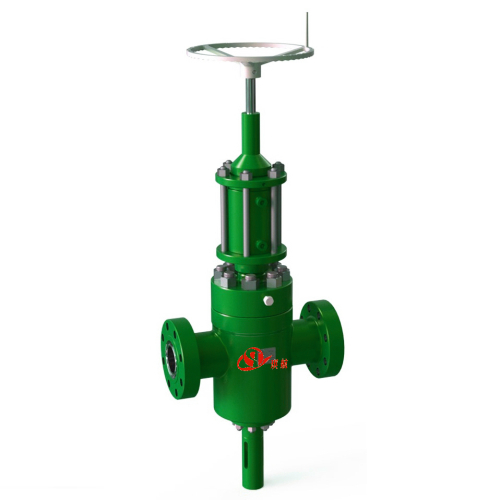 Cameron Fc Gate Valves For Api 6a Wellhead Assembly And