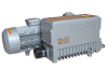 cast iron rotary vane type vacuum pump