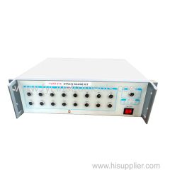 strain gauge data acquisition system