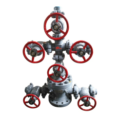Api 6a Wellhead Assembly And Christmas Tree For Oil Well Products