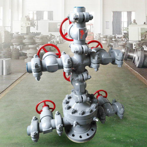 API 6A Wellhead Assembly and Christmas Tree for Oil Well