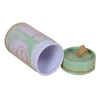 Pearl Paper Tube Packaging Round Boxes