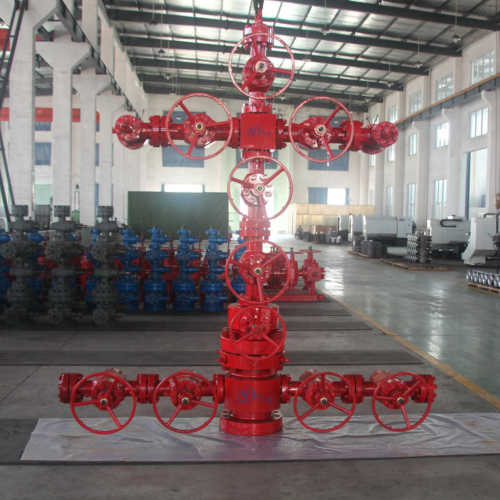 Wellhead Christmas Tree Diagram: API-6A Wellhead Assembly And Christmas Tree Manufacturers