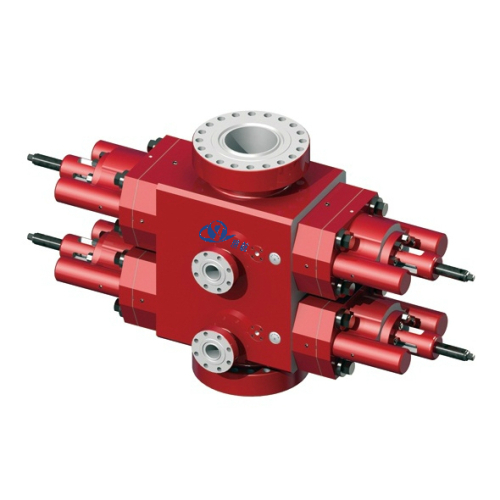 API 16A Double Ram Blowout Preventer (BOP)