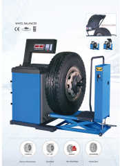 CE Car Cheap Tyre Balancing Machine China Wheel Balancer