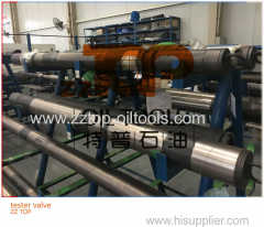 "5"" - Mechanical tester valve for drill stem testing operation"