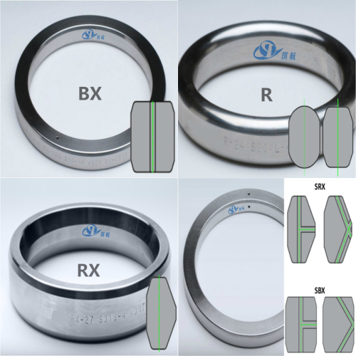 API6A Type R Type RX Type BX Ring Joint Gaskets RTJ