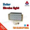 Safety strobe flashing warning lights