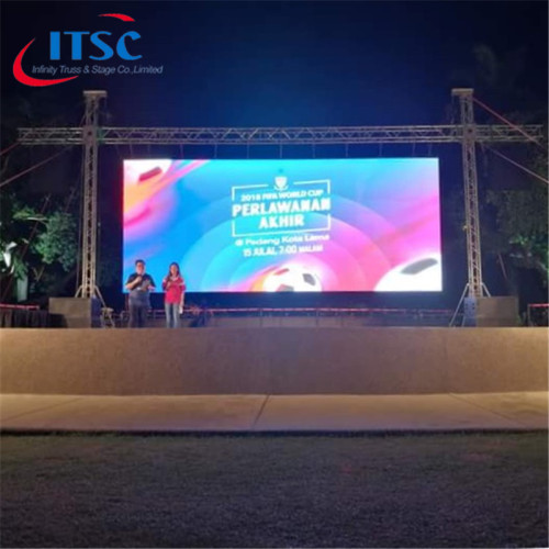 Truss Kits for 30x10ft LED Screen Outdoor Malaysia