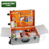 JACKETEN Patent Aviation aluminum first aid kit natural First Aid Kit Metal workplace emergency Earthquake