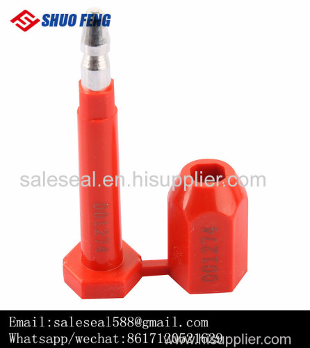 ISO 17712 High Security Logistics Bolt Container Seal