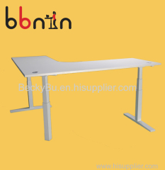 high quality sit to stand adjust height table