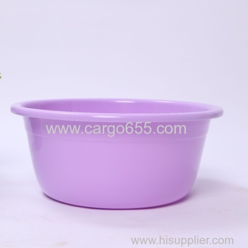 High Quality Household Items Plastic Vanity Basin Household use transparent plastic bathroom wash basin