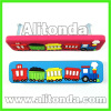 Promotional soft pvc children door drawer cabinet cartoon cute handle and pulls custom