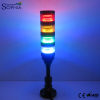 New Four Stacked LED Indicator Light Warning Light
