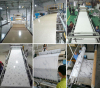 PVC laminate decorative sheet production line