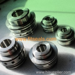 FLYGT STAINLESS STEEL PARTS CARTRIDE SEALS