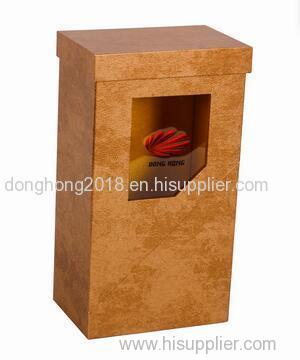 Creative Design Custom Wine Gift Box Packaging