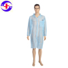 Factory Supply Disposable Nonwoven Lab Coat For Laboratory