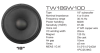 TW series sub woofer