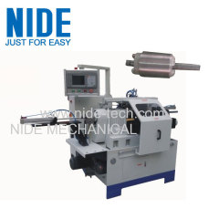 Induction Motor Rotor Turning Machine
