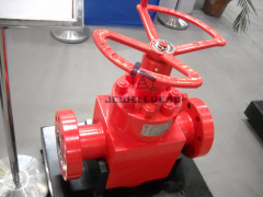Oil Well FC Gate Valve 5 1 / 8