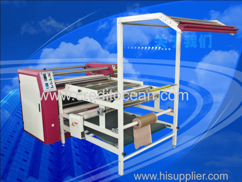 HEAT SUBLIMATION RIBBON MACHINE