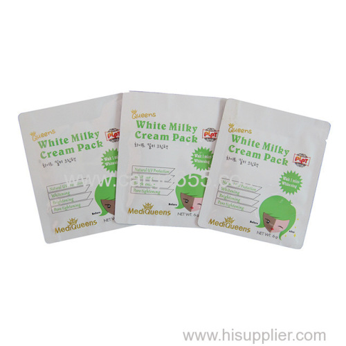 Whitening face mask cream
