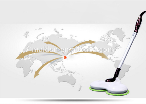 ES-200 7meters wire low price cord spinning 360 electric mop machine