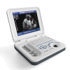 Full digital notebook black white ultrasound machine