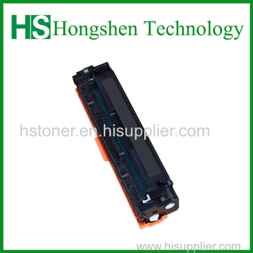 Compatible color toner cartridge for HP 131A