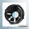 High quality axial fan 230x230x65mm with capacitor