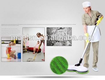 High cost performance flexible seven-meter cable Intelligent spray electric mop floor cleaner mop
