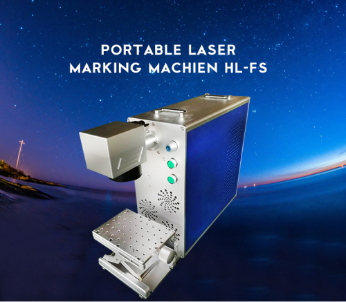 Mini Portable Marking Machine for IC Chip/Button