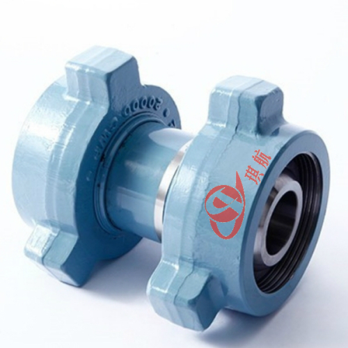 "Union Crossover Adapter 2"" Integral Fig 1502 Male x Male 15K"