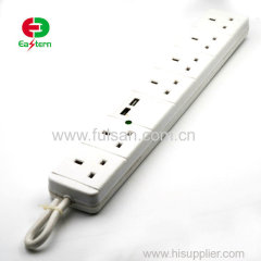 GCC PASSED Hot selling wholesale cheap custom flexible shape power strip