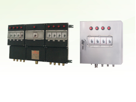 explosion-proof lighting (power) distribution box