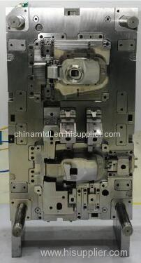 Plastic injection mold China