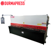 QC12Y Hydraulic Sheet Metal Plate Guillotine Shear Machine