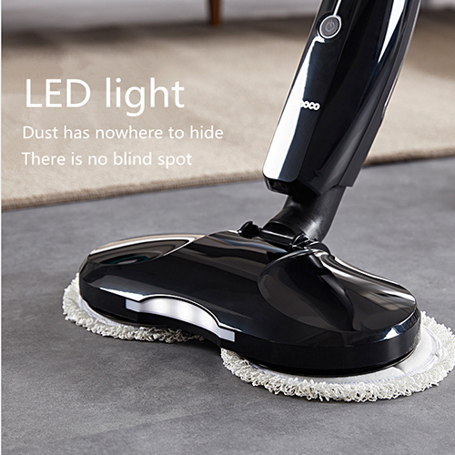 New design wholesale cordless spray electric mop dual action polisher